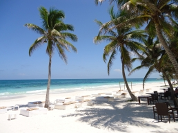 Preciosas playas de arena blanca
