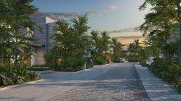 Urbanización de condominio