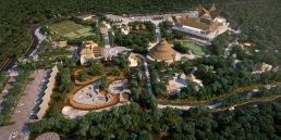 parque mayakoba
