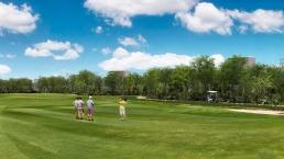 Amenidades Campo De Golf En Mayakoba Country Club