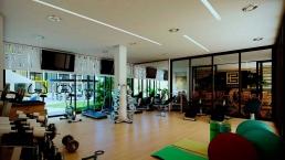 Amenidades Gym En La Ceiba De Ciudad Mayakoba