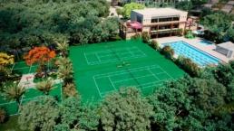 Casa Club Area De Amenidades Canchas Y Alberca En Ceiba