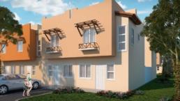 Casas Urbanas En Jardines De Ciudad Mayakoba