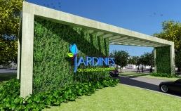 jardines acceso