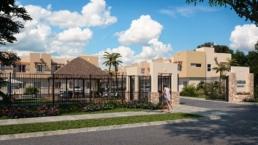 Jardines Casas En Ciudad Mayakoba Zona Exterior