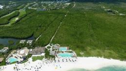 Montaje Club Playa Uai