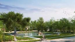 Parque Zona Recreativa En Mayakoba Country Club