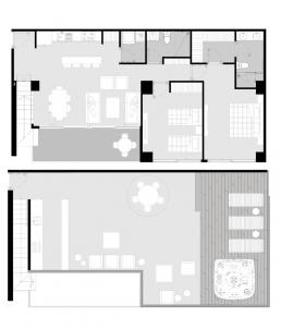 Torre 1 Ciudad Mayakoba Penthouse D