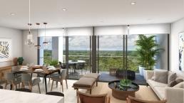 Construir Departamentos En Terrenos Residenciales De Playa Del Carmen